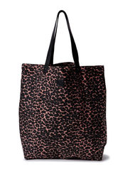 Klio canvas net - leopard