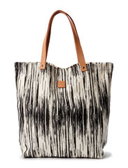 Klio canvas net - stripes
