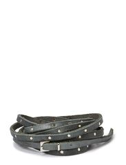tofu belt - dark grey