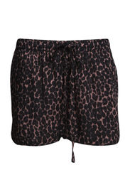 Kaiser shorts - rose leopard