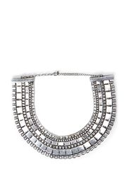 soorat necklace - antique silver