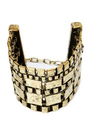 soorat bracelet - antique gold