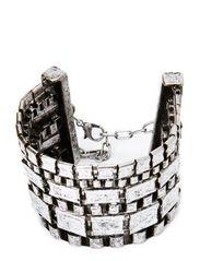 soorat bracelet - antique silver