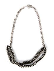 vilma necklace - silver