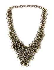 vera necklace - antique gold