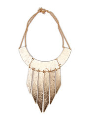 Kasal necklace - gold