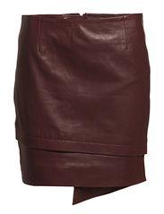 mikki skirt - plum