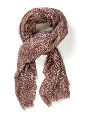 tallisker scarf - ash rose