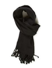 top scarf - black