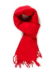 top scarf - party coral