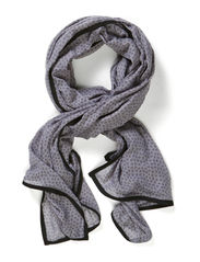 stardust scarf - grey
