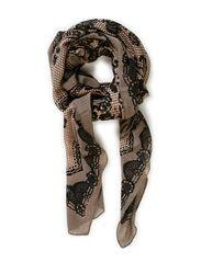 vaza scarf - ash rose