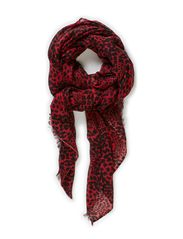 valoka scarf - party coral