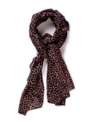 Kinga scarf - wood rose