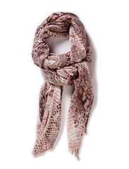 Kasmira scarf - wood rose