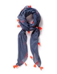 Karem scarf - vintage indigo