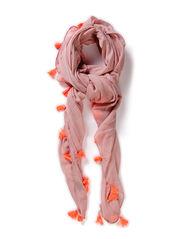 Karem scarf - wood rose