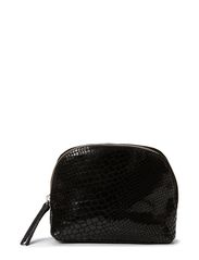 starlight make-up purse - black