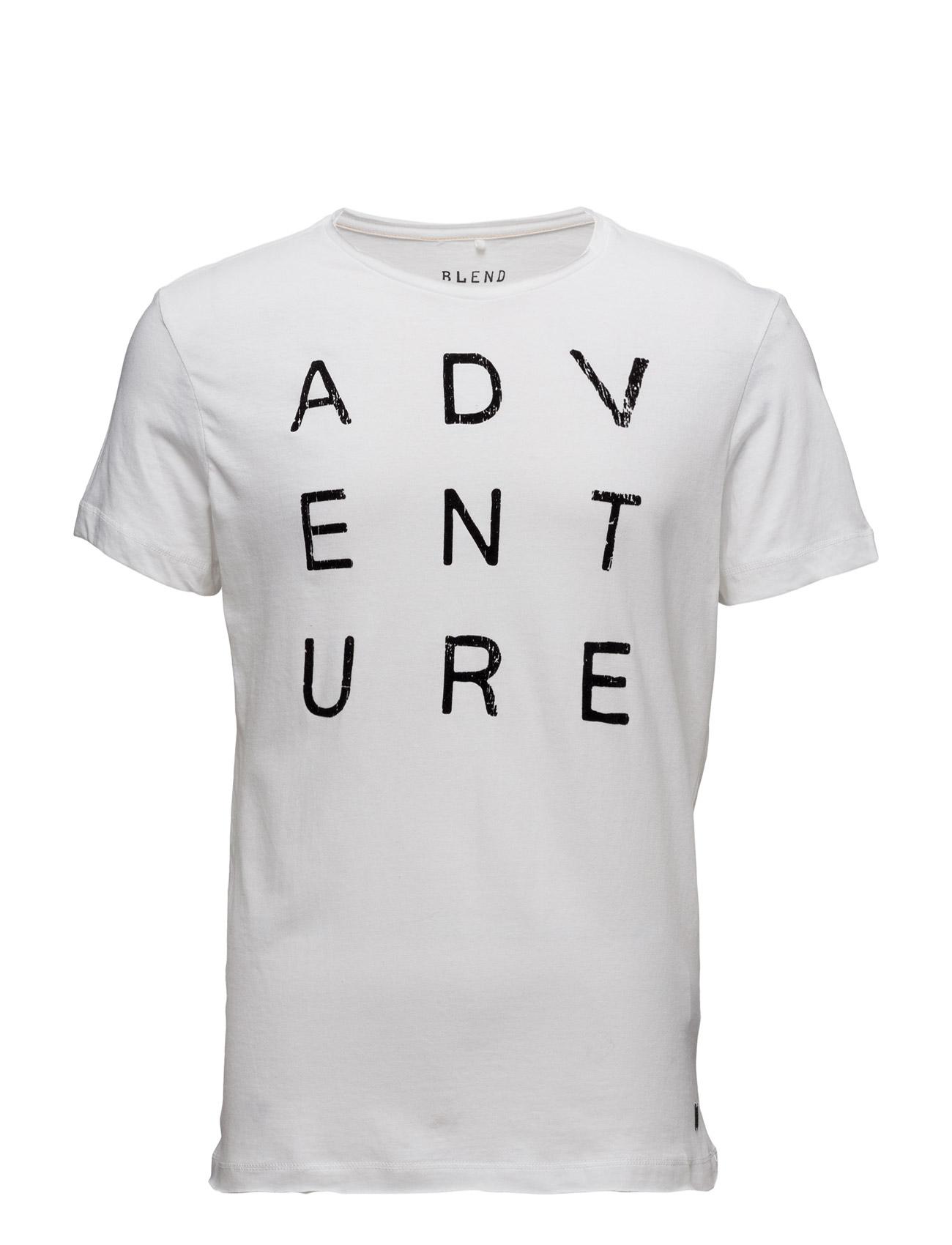 T-Shirt Blend Kortærmede til Mænd i