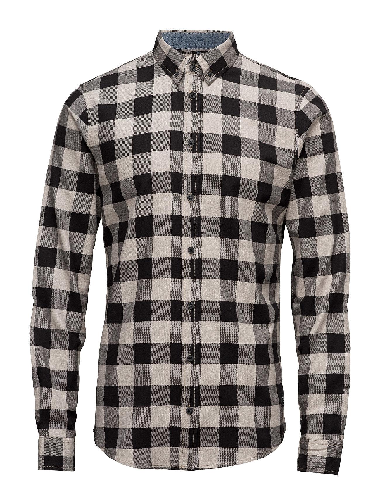 Shirt Blend Trøjer til Mænd i Sort