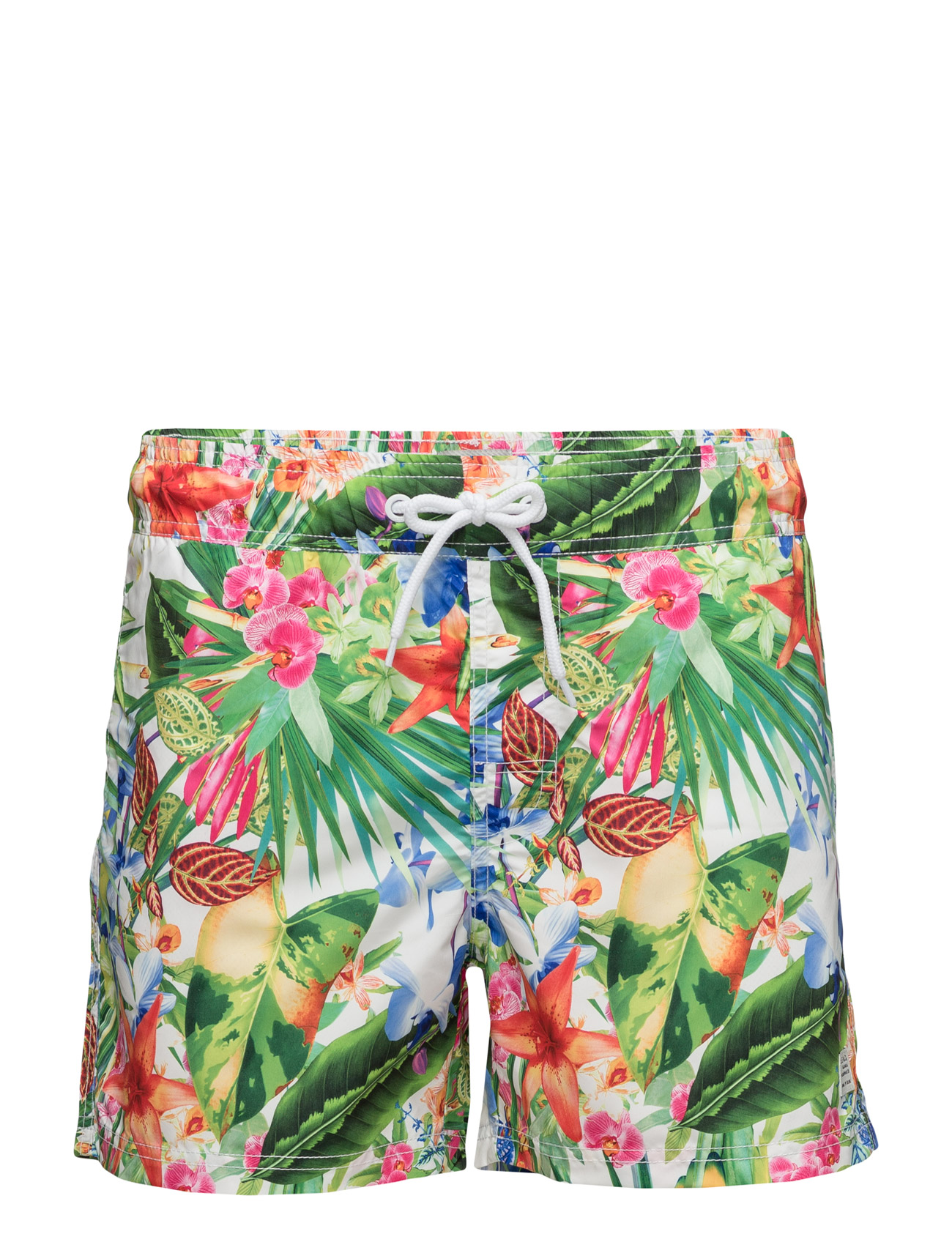 Swimwear Blend Shorts til Herrer i hvid