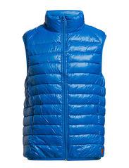 Waistcoat - STRONG BLUE