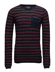 Pullover - NOVA RED