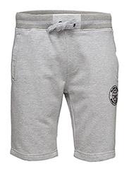 Sweat shorts - STONE MIX
