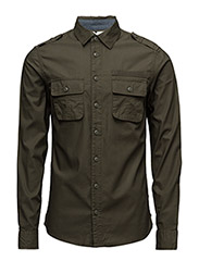 Shirt - DUSTY GREEN
