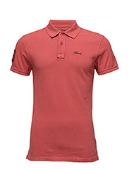Polo T-shirt - CRANBERRY RED