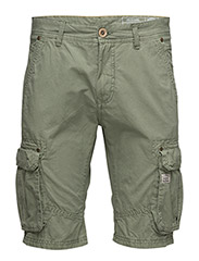 Shorts - JUNGLE GREEN