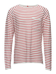 Pullover - BRIGHT RED