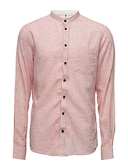 Shirt - CORAL SEA RED