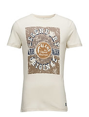 T-shirt - BONE WHITE