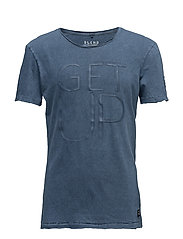 T-shirt - ENSIGN BLUE