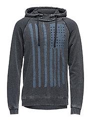 Sweatshirt - EBONY GREY