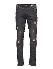 Jeans - DENIM DARK GREY