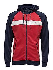 Sweatshirt - POMP RED