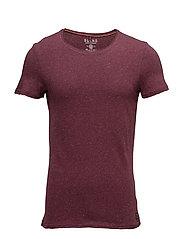 T-shirt - WINE RED