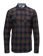 Shirt Box - WOOD BROWN