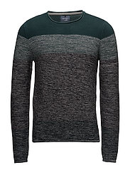 Pullover - PINE GREEN