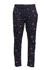 Pyjamas Set - BLACK