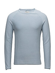 Pullover - SOFT BLUE