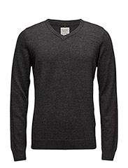 Knit Pullover - NOOS - CHARCOAL
