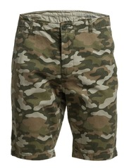 Shorts - Lead gray