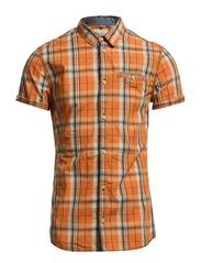 Shirt - Red orange