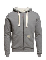 Sweatshirt - Zink mix