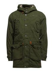 Outer-wear - Duffel Bag Green