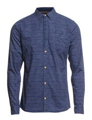 Shirt - Ensign blue