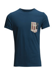 T-shirt - Moroccan Blue